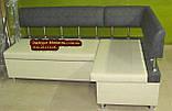 Кухонний куток на замовлення  - пуф в подарунок., фото 3