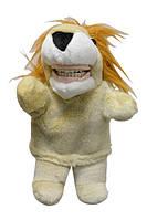 Демонстрационная мягкая игрушка лев