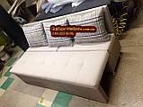 Вузький диван для кухні або офісу 1800х550х850мм, фото 3