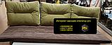 Матрац і подушки холлофайбер 2000х600мм, фото 2