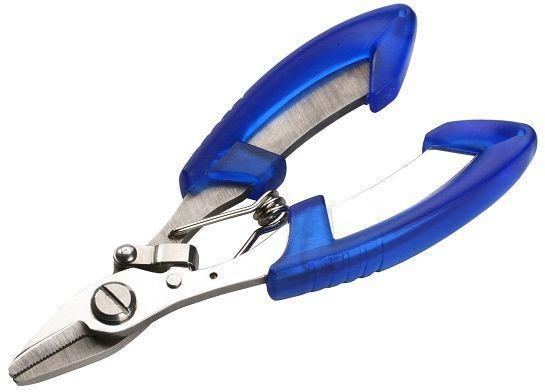 Ножиці для нитки Mikado AMC-11800 колір-синій