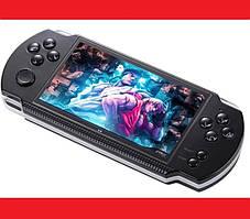"""PSP X9 Ігрова приставка 5,1"""" MP5 8Gb 8000 ігор консоль (копія)"""