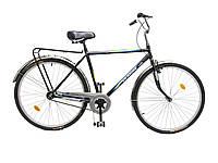 """Велосипед 28"""" ХВЗ УКРАИНА LUX, мод 64 черный (чешская втулка)"""