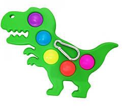 ОПТ!!! Антистресс Simple Dimple Динозавр 20х13 см