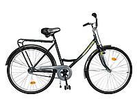 """Велосипед 26"""" УКРАИНА, модель 39  ХВЗ серый металлик (чешская втулка)"""