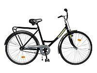 """Велосипед 26"""" УКРАИНА, модель 39  ХВЗ черный (чешская втулка)"""