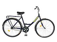 """Велосипед 26"""" ХВЗ УКРАИНА, модель 39  ХВЗ синий"""