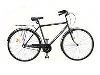 "Велосипед 28"" ХВЗ ТУРИСТ 283M 3 скорости, стальная рама"