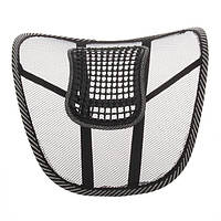 Корректор осанки Офис Комфорт, подставка для спины, поясничного отдела, на кресло или стул (ST)