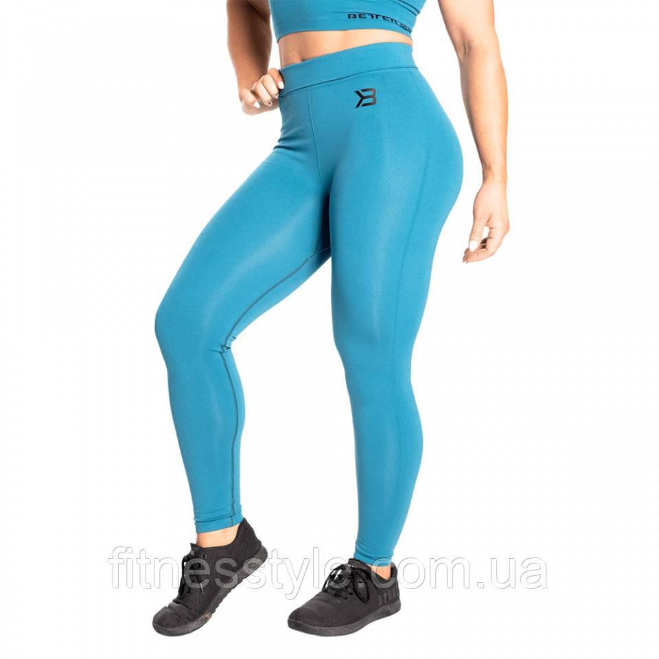 Спортивні штани Better Bodies Rockaway leggings, Dark Turquoise