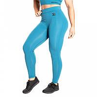 Спортивні штани Better Bodies Rockaway leggings, Dark Turquoise, фото 1