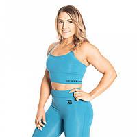 Спортивный топ Better Bodies Astoria seamless bra, Dark Turquoise, фото 1