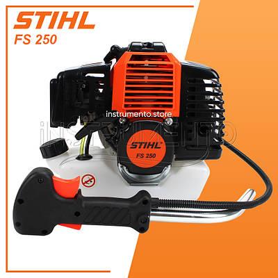 "Мотокоса Штиль STIHL FS 250 (3,5 кВт, 2х тактный) Комплектация ""VIP"". Бензокоса Штиль, кусторез, триммер"