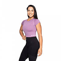 Спортивна футболка Better Bodies Astoria seamless tee, Strong purple, фото 1