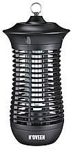 Инсектицидная лампа Noveen IKN18 IPX4 профессиональная, до 100 кв. м.