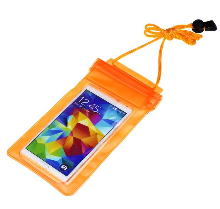 Чехол водонепроницаемый CaseCover orange