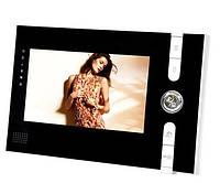 Домофон JS 715, домофон с цветным дисплеем, видеодомофон, квартирный видеодомофон