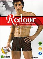Трусы боксёры мужские  х/б Redoor 7371 ТМБ-18255