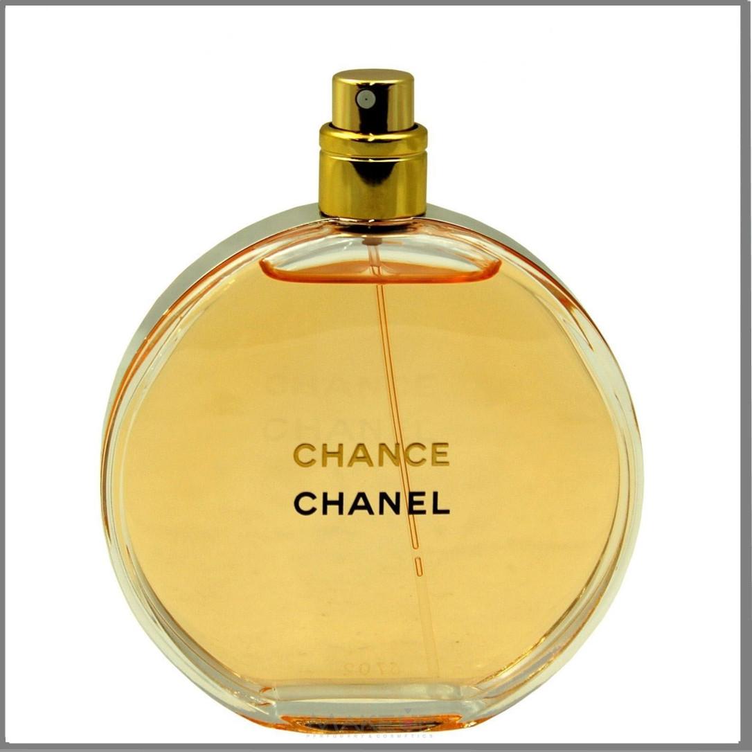 Chanel Chance Eau de Parfum парфюмированная вода 100 ml. (Тестер Шанель Шанс Еау де Парфум)
