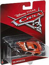 Тачки 3 Тим Трэндлес, Тим Балони (Disney Pixar Cars Tim Treadless) от Mattel, фото 3