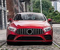 Mercedes CLS 2018- Передняя решетка (GT) C257