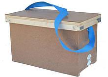 Ящик рамковий для 6-ти рамок Дадан (Рамконос)
