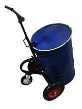 Візок для перевезення бочок (Бочковоз)