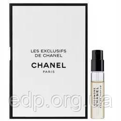 Chanel Les Exclusifs De Chanel Sycomore - туалетна вода - пробник (віалка) 2 ml (Vintage), жіноча парфумерія