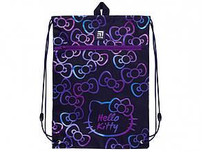 Сумка для взуття Kite з кишенею Hello Kitty 1 відділення (25) HK21-601 M