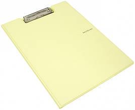 Папка-планшет Axent Pastelini А4 жовта (1) (20) 2514-26-A