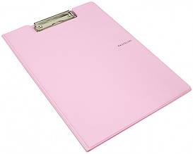 """Папка-планшет """"Axent"""" №2514-10-A A4 Pastelini рожева(1)(20)"""