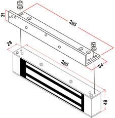 Схема установки ABK-350L
