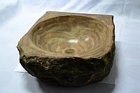 Мойки из камня натурального, умывальники каменные