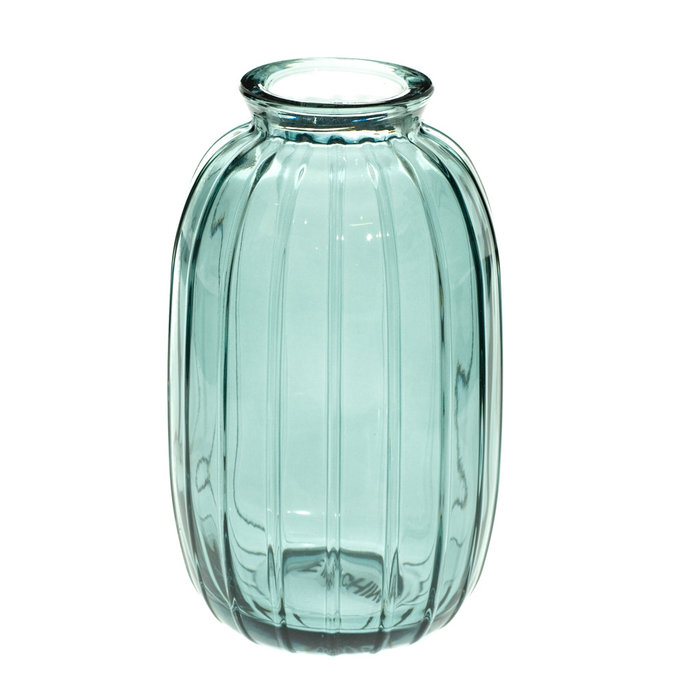 "Скляна настільна ваза ""Річі"" 12х7 см 18605-051"