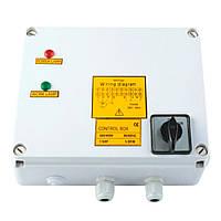 Пульт управления 380В 5.5кВт для 7771573, 7771673, 7771773, 7771873 DONGYIN (7771573198)