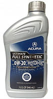 Моторне масло Acura Ultimate Motor Oil 0W-20 0,946 л