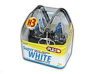 Галогенка HB3 PULSO 9005 12V 65W LP-95651 super white/plastic box (пара)