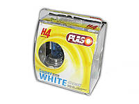 Галогенка H4 PULSO 12V 60/55W LP-42651 Super White пластик (пара)
