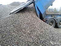 Песок, щебень, отсев, подсыпка, чернозем. Доставка от 2 до 30 тонн.