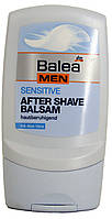 Бальзам после бритья DM Balea men Sensitive After Shave Balsam mit Aloe Vera 100мл.