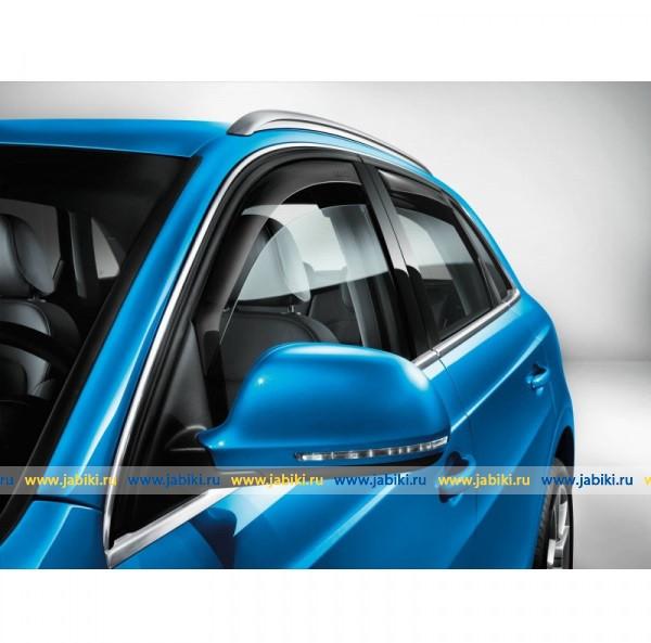 """Вітровики Mazda CX-5 17 - П/K скотч """"Anv-Air"""""""