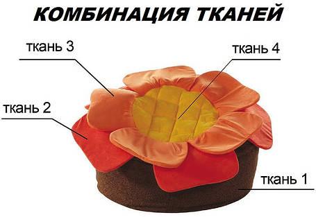 Кресло-Цветок 1 (Матролюкс ТМ), фото 2