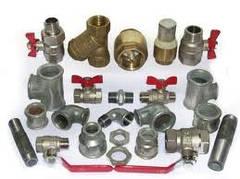 Запорная арматура (шаровые краны, фильтры, обратные клапаны)