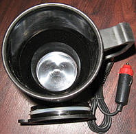 Термокружка ELECTRIC MUG 12V (автокружка с подогревом), фото 1