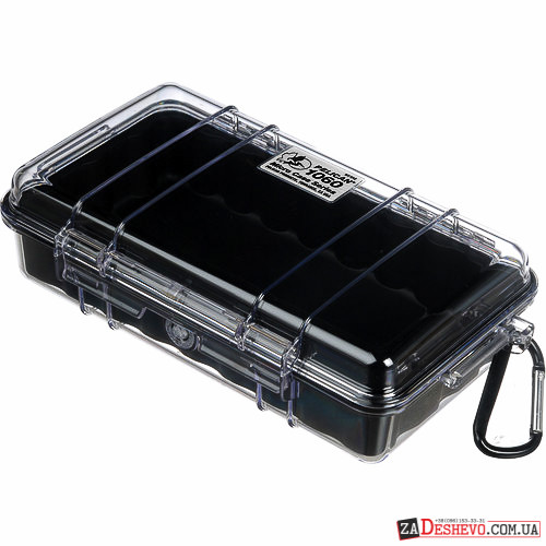 Pelican 1060 Clear Micro Case (1060-025-100)