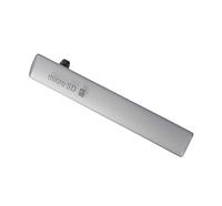 Корпус Sony Mobile Xperia Z3 compact (D5803/ D5833) заглушка USB разъёма и SD карт White, оригинал