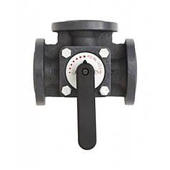 Клапан трьохходовий Danfoss HFE3 50 поворотний (065Z0432)