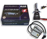 Комплект би-ксенона Infolight 35W H4 H/L 6000К/5000К/4300К