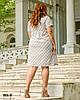 Легке жіноче плаття літнє розміри 50-54, фото 4