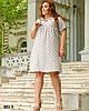 Легке жіноче плаття літнє розміри 50-54, фото 3